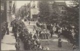 De Heilig-Bloedprocessie anno 1906.