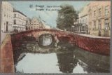 De Augustijnenbrug en de Augustijnenrei, richting Gouden-Handrei.