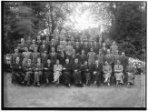 Rhetorica van het Sint-Lodewijkscollege, schooljaar 1942-1943.