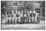 Klas III A van het Sint-Lodewijkscollege, anno 1949.