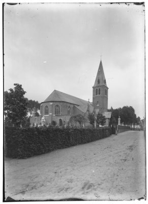 De Onze-Lieve-Vrouwekerk van Assebroek.