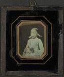 Visualizza Portrett av Hilda Stengel ca 7-10 år gammel, … anteprime su
