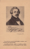 Thumbnail preview of Reproduction of a portrait of Daguerre, remem…