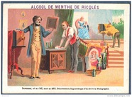 Visualizza Advertisement for alcool de menthe from Riqlè… anteprime su