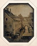 Prévisualisation de Neupfarrplatz Regensburg, 1840er-Jahre imagettes