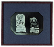 Visualizza statues of the Hindu Godess Kali and of the H… anteprime su