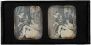 Miniaturansicht Vorschau von Erotic stereodaguerreotype