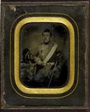 Visualizza Portrait of unidentified man/ soldier anteprime su