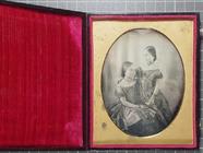 Visualizza Daguerreotype of Princess Victoria (1840-1901… anteprime su