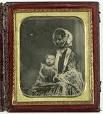 Visualizza Portret van een moeder en baby anteprime su