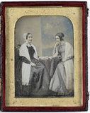 Visualizza Portret van twee vrouwen anteprime su