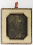 Visualizza Daguerreotype of painting, portrait of Johann… anteprime su