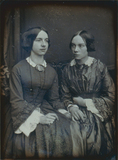 Visualizza Doppelporträt zweier junger Damen anteprime su
