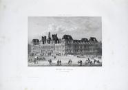 Visualizza Hôtel de Ville, Paris. planche no 7, Publié p… anteprime su