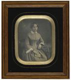 Visualizza Portrait d'une femme anteprime su