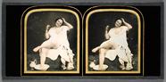 Miniaturansicht Vorschau von Weiblicher Akt mit Zigarette und Fußbad, Fran…