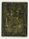 Visualizza Portrett av et par Thomas Atlersen Bull med a… anteprime su