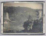 Visualizza Landscape view of river cliff of Niagara rive… anteprime su