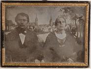 Visualizza Der Hofklempner Wolfram mit seiner Frau, geb.… anteprime su