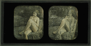 Thumbnail af Weiblicher Akt auf Sofa, Frankreich