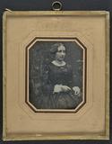 Visualizza Bildnis einer jungen Frau mit weißem Kragen anteprime su