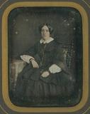 Miniaturansicht Vorschau von Jeune femme en robe à crinoline