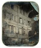 Visualizza Façade d'une maison située sur l'Obere Gasse,… anteprime su
