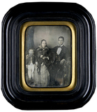 Thumbnail preview of Portrait of a family