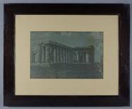 Visualizza Exterior landscape view of temples at Paestum… anteprime su