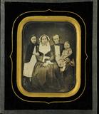 Forhåndsvisning av Bildnis eines Ehepaares mit zwei Kindern. Die…