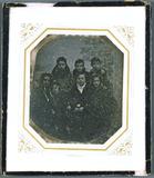 Miniaturansicht Vorschau von 7 Kinder, Deutschland, Österreich, ca. 1845