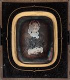 Visualizza Portrett av eldre kvinne / Portrait of elderl… anteprime su