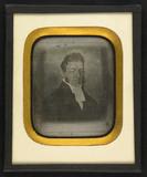 Miniaturansicht Vorschau von Reproduction of a painted portrait of the Rev…