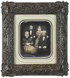 Visualizza Bildnis einer vierköpfigen Familie, es handel… anteprime su