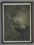 Visualizza A three quarter length portrait of a seated y… anteprime su
