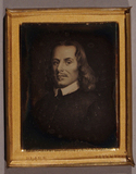 Visualizza Image of an artwork showing John Bunyan. anteprime su