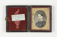 Thumbnail preview of Portrait of woman