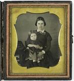 Visualizza Portret van een moeder en dochter anteprime su