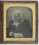 Visualizza Portret van een oude vrouw anteprime su