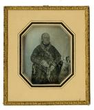 Visualizza Portrett av eldre mann, grossisten Abraham Ge… anteprime su