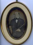 Thumbnail preview of Portrait of captain Johan Martin Lindsröm. He…