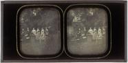 Visualizza Portrait of group surrounding Domien Sleeckx anteprime su