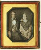 Visualizza Porträt eines Ehepaares, die linke Hand des M… anteprime su