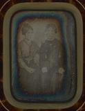Visualizza Portrait de deux soeurs anteprime su