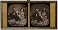 Thumbnail af Edmund Johann Krüß (1824-1906) und seine Frau…