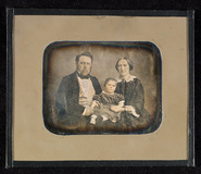 Visualizza Family portrait of the Blydts or Mowinckels. anteprime su