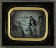 Miniaturansicht Vorschau von Portrait de groupe, famille Eynard et amis
