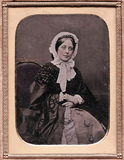Visualizza Portrait of an inidentified woman anteprime su