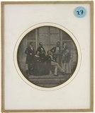 Visualizza Group portrait of the family Eynard & a f… anteprime su