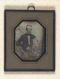 Stručný náhled Portrait of unidentified man with child